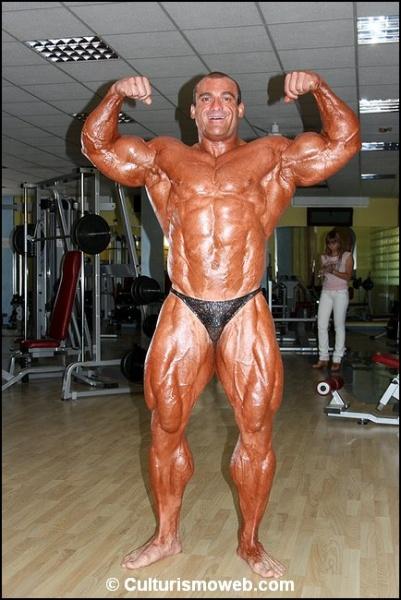 Resultado de imagem para alfonso del rio bodybuilder